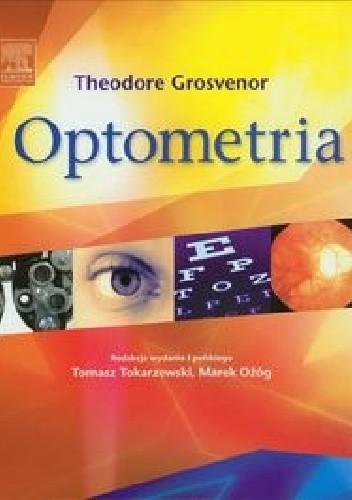 Okładka książki Optometria