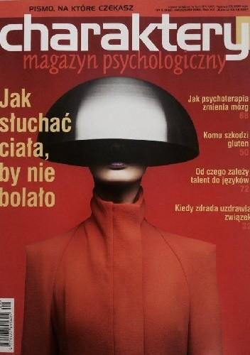 Okładka książki Charaktery, nr 9(236) Wrzesień 2016