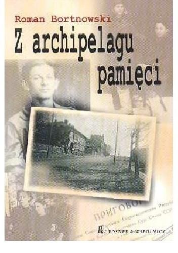 Okładka książki Z archipelagu pamięci