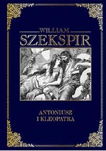 Okładka książki Antoniusz i Kleopatra