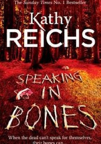 Okładka książki Speaking in Bones