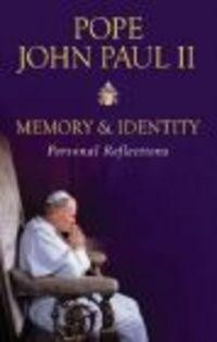 Okładka książki Memeory & Identity