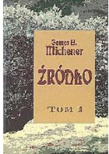 Okładka książki Źródło (Tom 1)