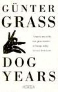 Okładka książki Dog Years