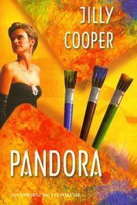 Okładka książki Pandora