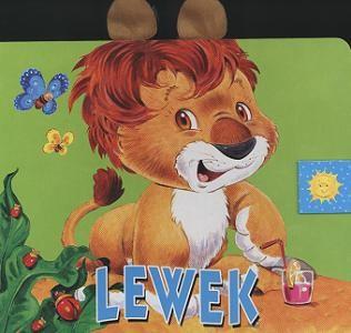 Okładka książki Lewek