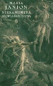 Okładka książki Niesamowita Słowiańszczyzna. Fantazmaty literatury