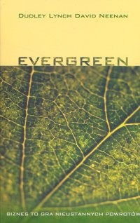 Okładka książki Evergreen
