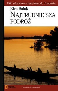 Okładka książki Najtrudniejsza podróż