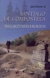 Okładka książki Santiago de compostela /Pielgrzymim krokiem