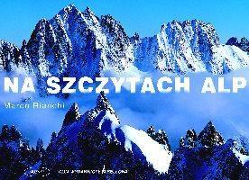 Okładka książki Na szczytach Alp