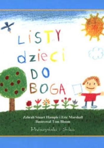 Okładka książki Listy dzieci do Boga