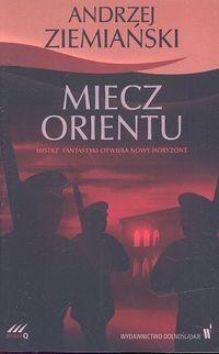 Okładka książki Miecz orientu