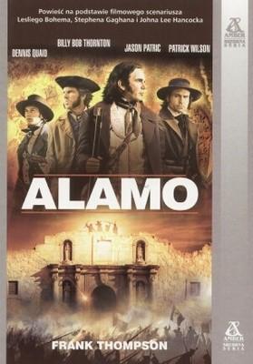 Okładka książki Alamo