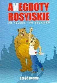 Okładka książki Anegdoty rosyjskie po polsku i po rosyjsku 3