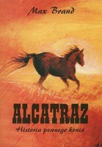 Okładka książki Alcatraz