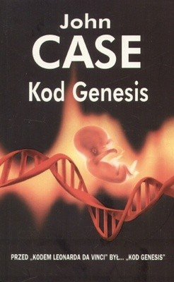 Okładka książki Kod Genesis
