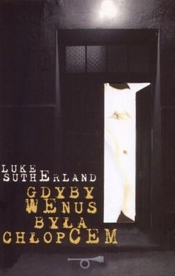 Okładka książki Gdyby Wenus była chłopcem