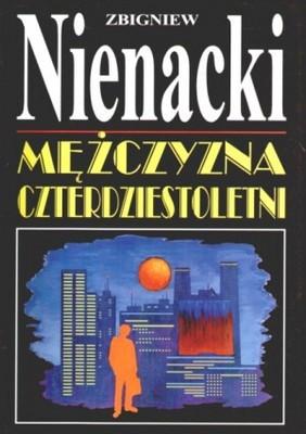 Okładka książki Mężczyzna czterdziestoletni