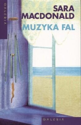 Okładka książki Muzyka fal