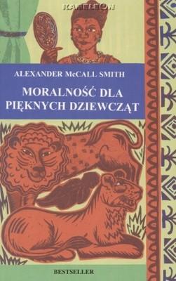 Okładka książki Moralność dla pięknych dziewcząt