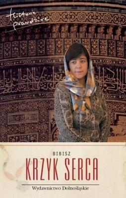 Okładka książki Krzyk serca, czyli historia prostodusznej dziewczyny