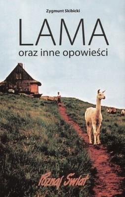 Okładka książki Lama oraz inne opowieści