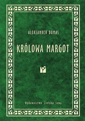 Okładka książki Królowa Margot