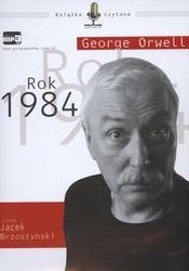 Okładka książki Rok 1984 (Płyta CD)