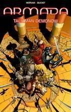 Okładka książki Armada - 04 - Talizman demonów