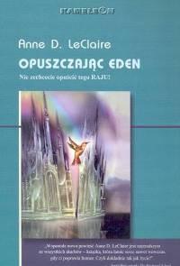Okładka książki Opuszczając Eden