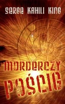 Okładka książki Morderczy pościg