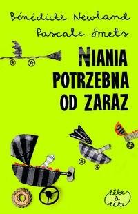 Okładka książki Niania potrzebna od zaraz