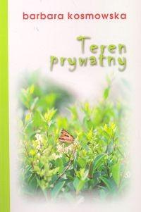 Okładka książki Teren prywatny