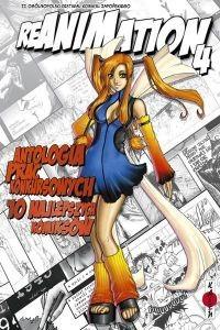 Okładka książki Reanimation 4. Antologia prac konkursowych. 10 najlepszych komiksów