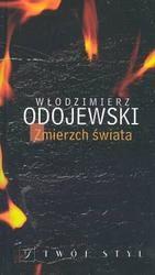 Okładka książki Zmierzch świata