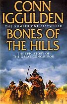 Okładka książki Bones of the hills