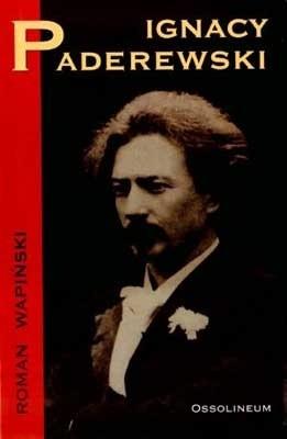 Okładka książki Ignacy Paderewski