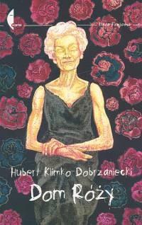 Okładka książki Dom róży. Krýsuvík