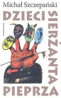 Okładka książki Dzieci Sierżanta Pieprza