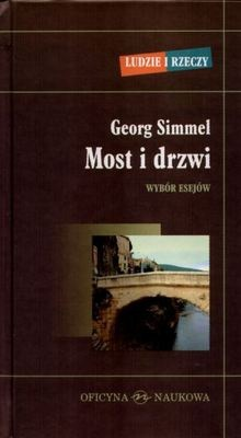 Okładka książki Most i drzwi wybór esejów