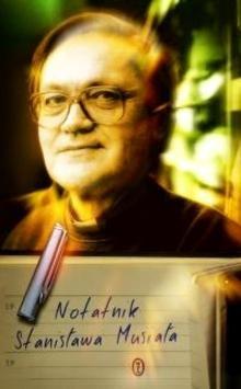Okładka książki Notatnik ks. Stanisława Musiała. Jezuita w wytartym swetrze