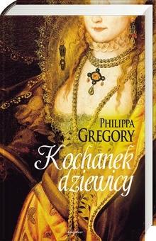 Okładka książki Kochanek dziewicy