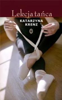 Okładka książki Lekcja tańca