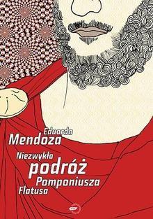 Okładka książki Niezwykła podróż Pomponiusza Flatusa