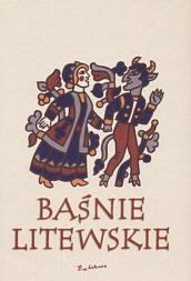 Okładka książki Baśnie litewskie