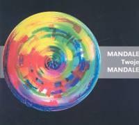 Okładka książki Mandale Twoje mandale