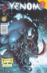 Okładka książki Venom: Dreszcz, cz.4