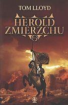 Okładka książki Herold zmierzchu