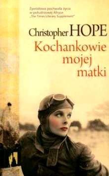 Okładka książki Kochankowie mojej matki